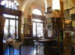 Giubbe Rosse, o cafenea de pe lângă Piazza della Repubblica, iubită de artiști și scriitori