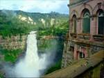 Hotelul abandonat din Salto şi frumoasa cascadă Tequendama