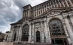 Gara Centrală din Michigan, Detroit, SUA