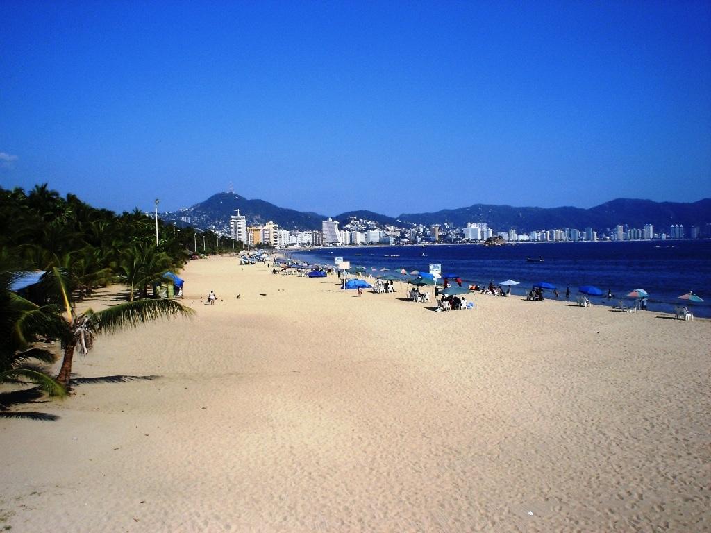 Acapulco, Mexic - O destinație turistică cu mult soare