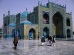 Afghanistan - Mormântul lui Hazrat Ali Mazar e Sharif