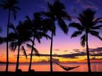 Apus de soare in Insulele Denarau, Fiji