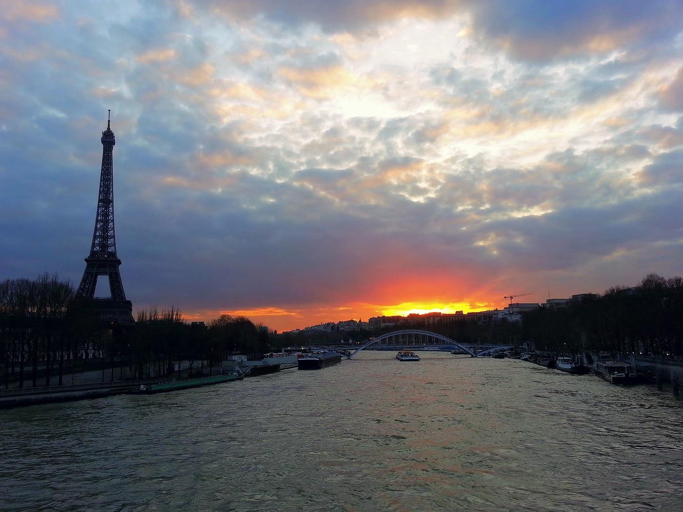 Râul Sena, Paris