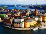 Oraşul Stockholm, Suedia