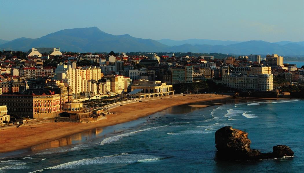 Biarritz, Franța