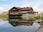 Cabana Bâlea Lac, cea mai frumoasă cabană semilacustră din România