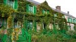 Casa lui Claude Monet din Giverny