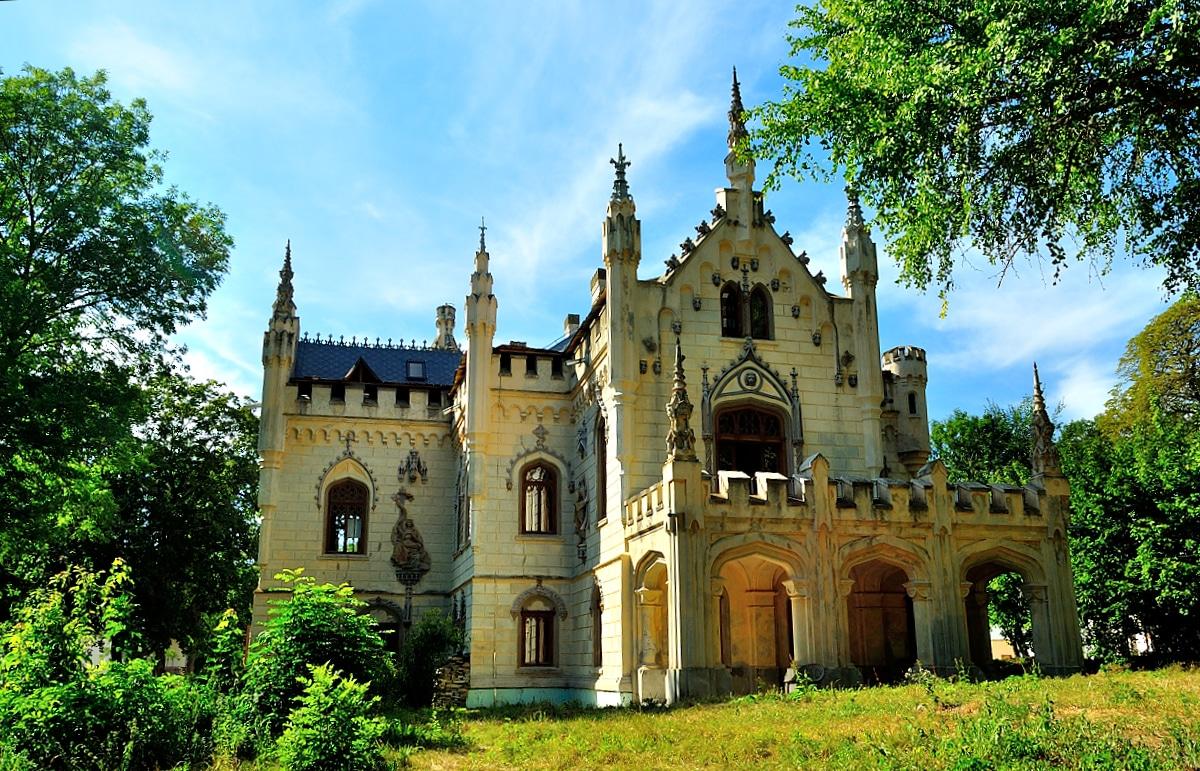 Castelul Sturdza, Miclăuşeni