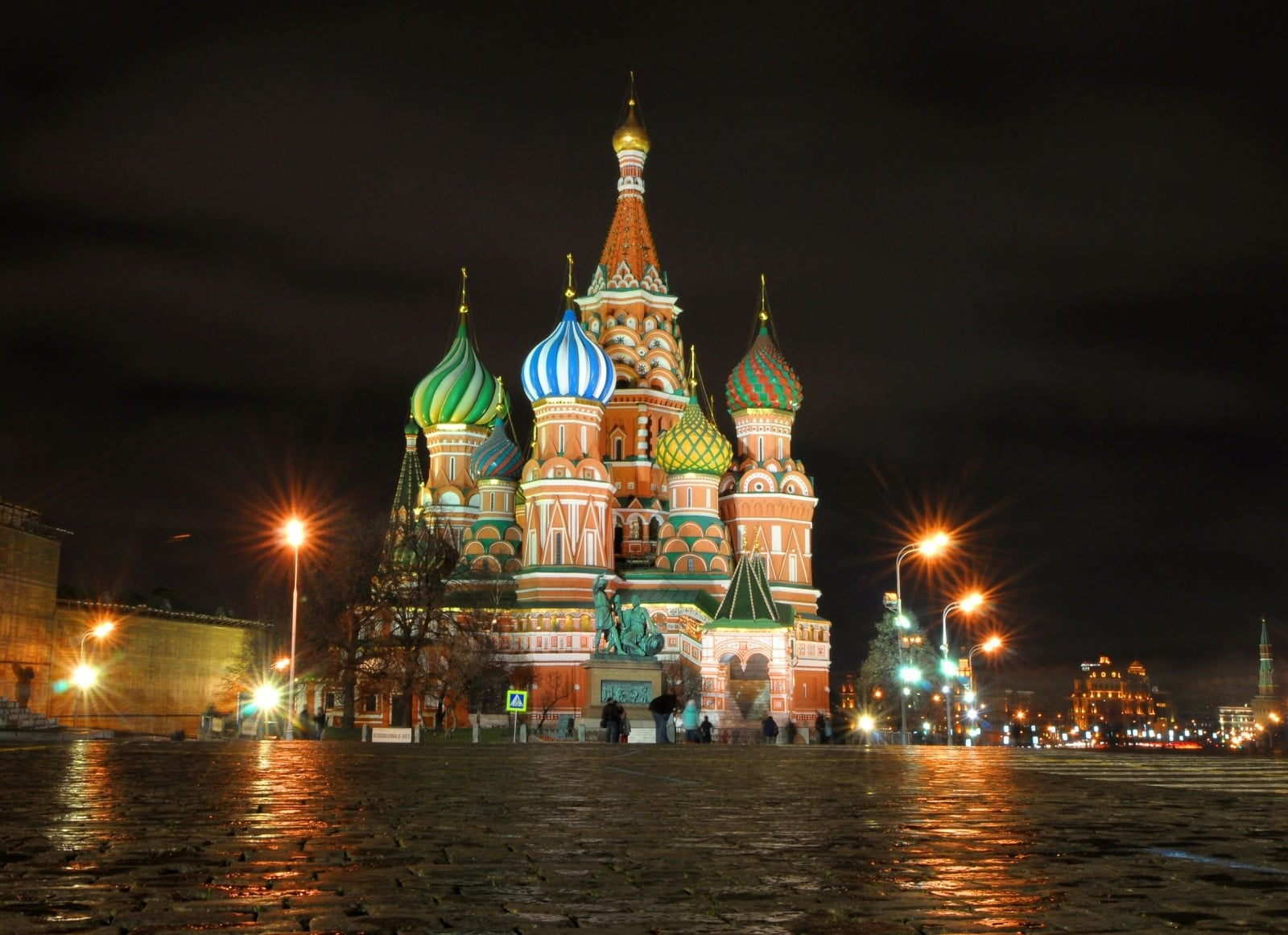 Catedrala Sfântul Vasile, Moscova