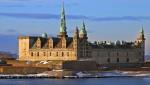Castelul Kronborg din oraşul Copenhaga