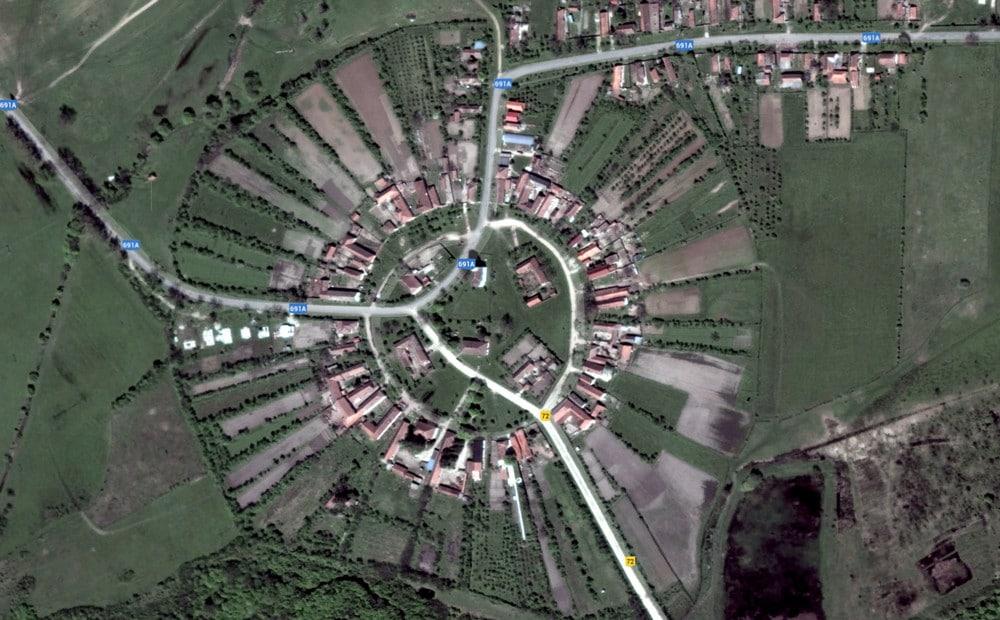 Satul Șarlota sau Charlottenburg din Timiș, Banat