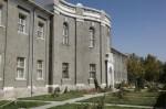 Exteriorul Galeriilor Naționale de Artă
