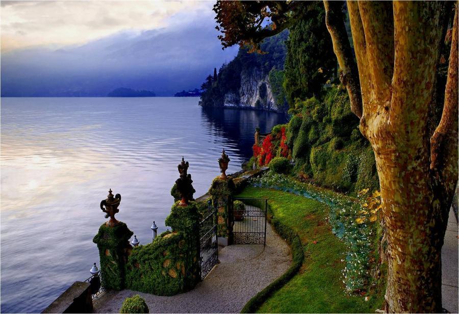 Lacul Como, Italia
