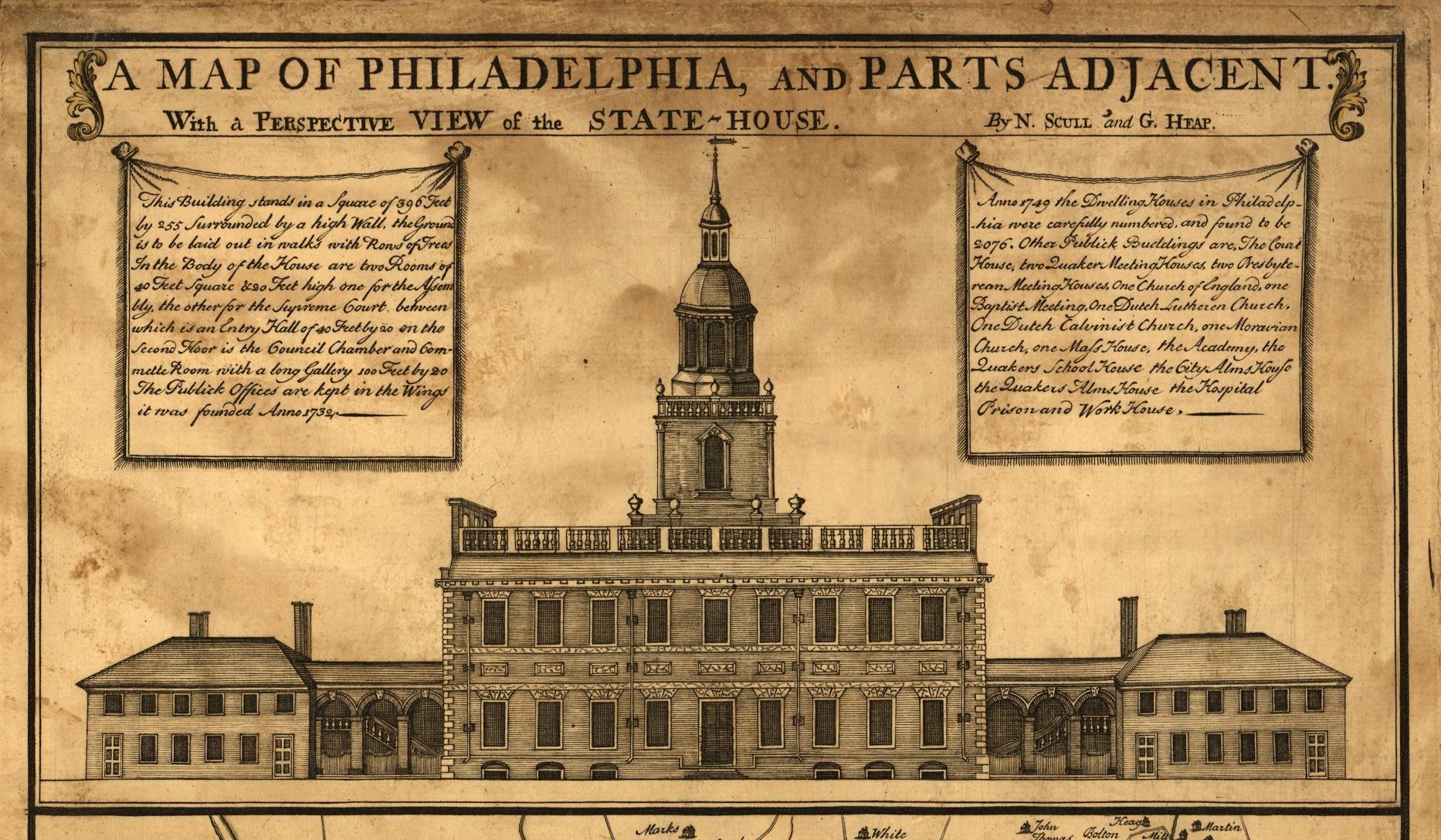 Aici a avut loc Convenția Constituțională