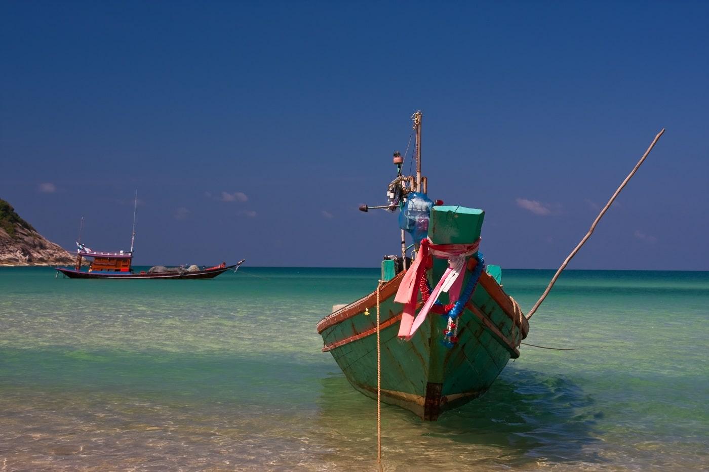 Insula Ko Pha Ngan, o minune în Thailanda