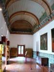 Încăpere din Palacio Nacional de Sintra, actual muzeu
