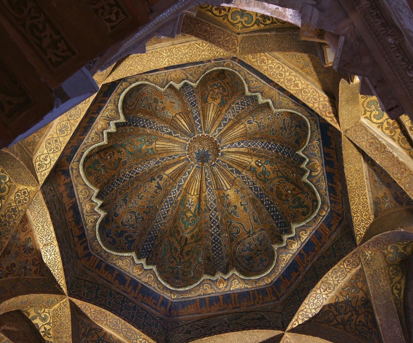 Marea Moschee din Cordoba, vedere aeriană