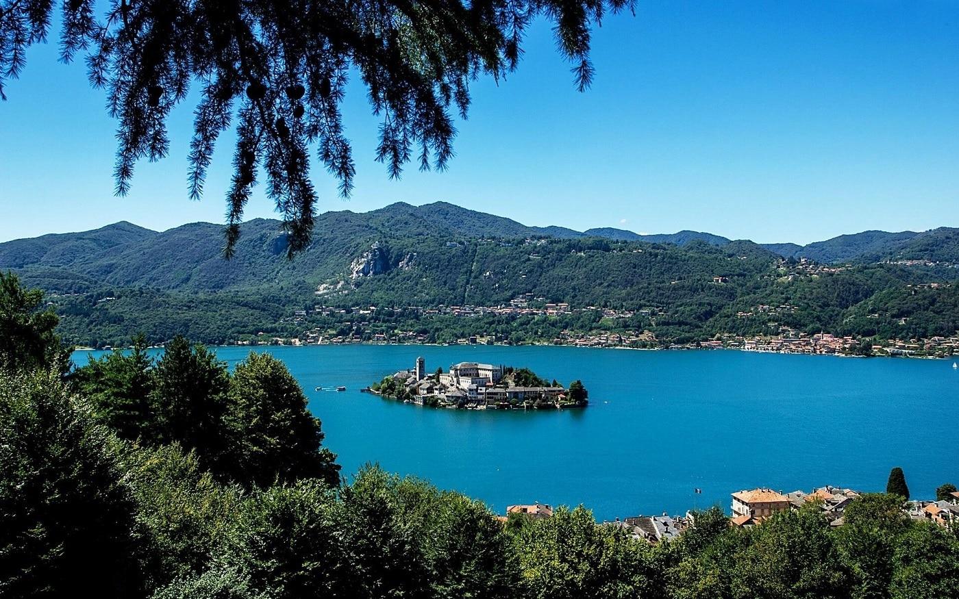 Lacul Orta, o splendoare în nordul Italiei