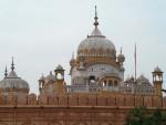 Lahore - Samadhi Of Ranjit Singh