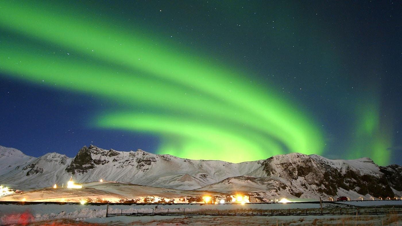 Luminile Nordului, Tromso