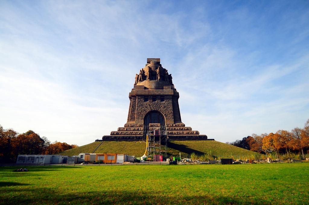 Monumentul Bătăliei Națiunilor schimbă total orizontul orașului