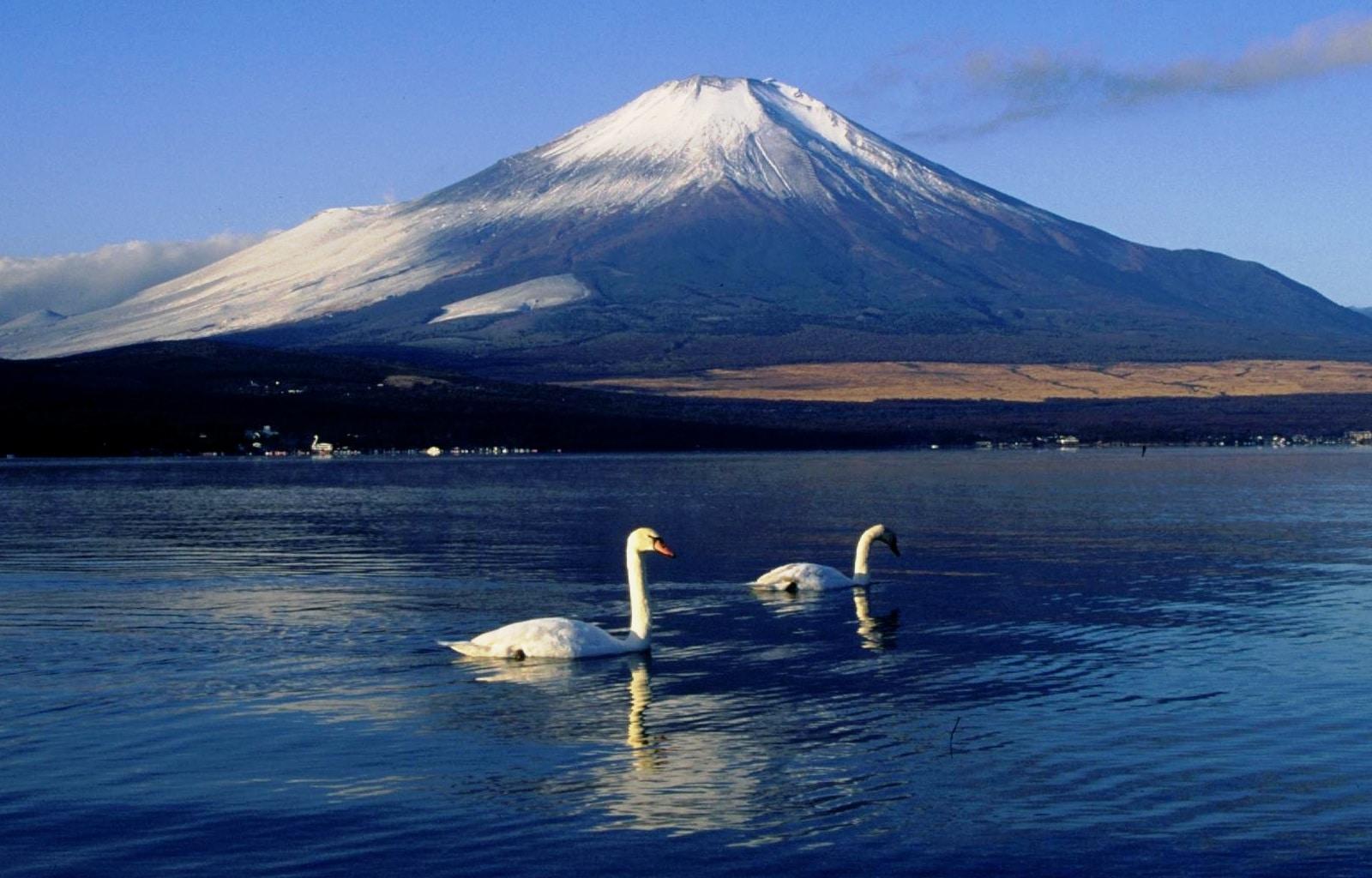 Muntele Fuji, Japonia