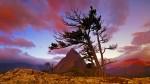 Muntele Grinell, o atracție turistică foarte fotogenică