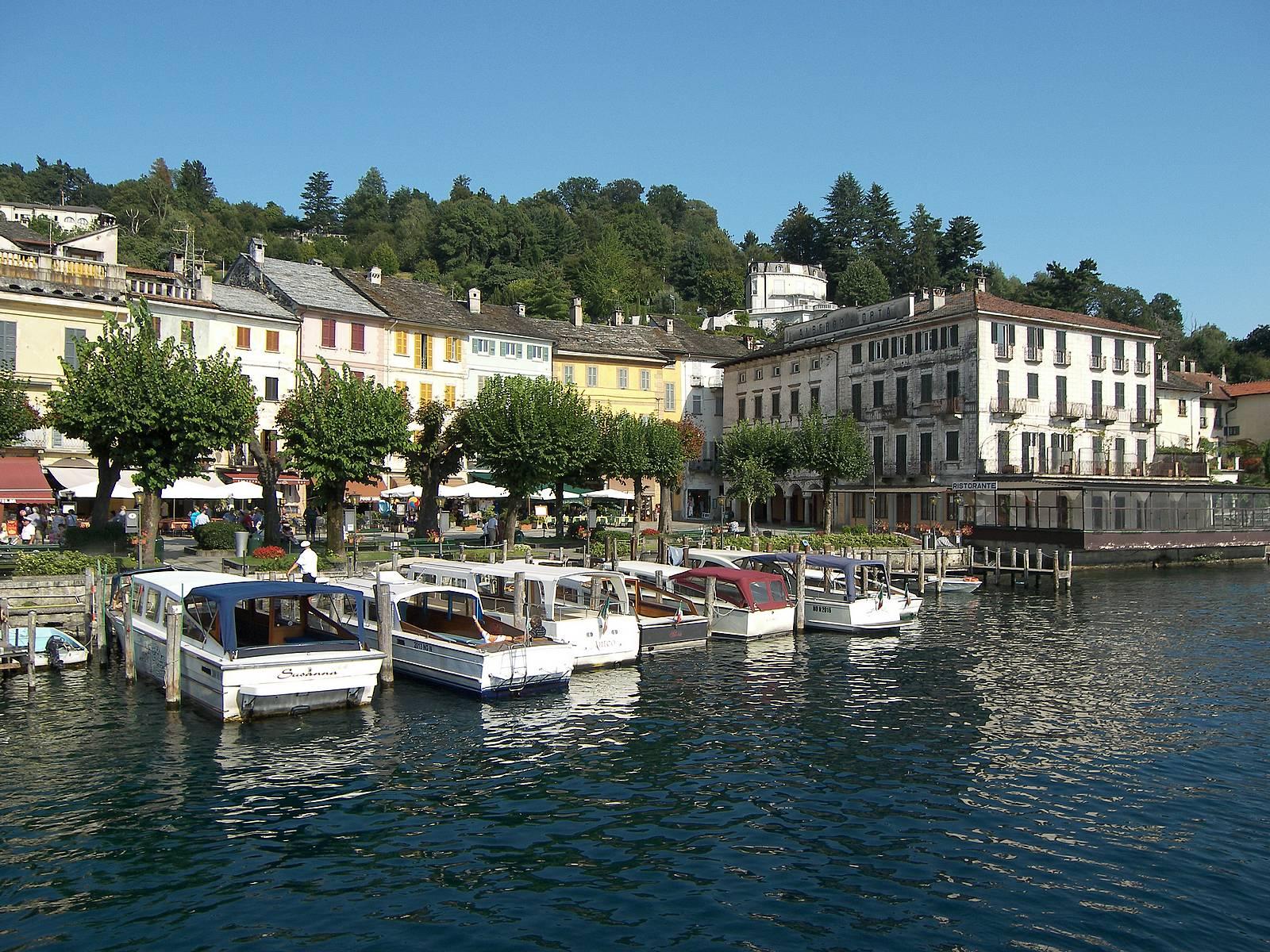 Lacul Orto, Italia