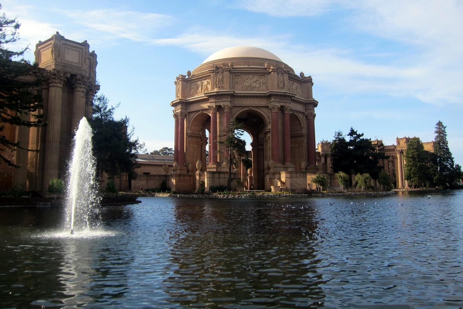 Palatul Artelor din San Francisco, un loc aparte