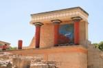 Palatul Knossos, Creta