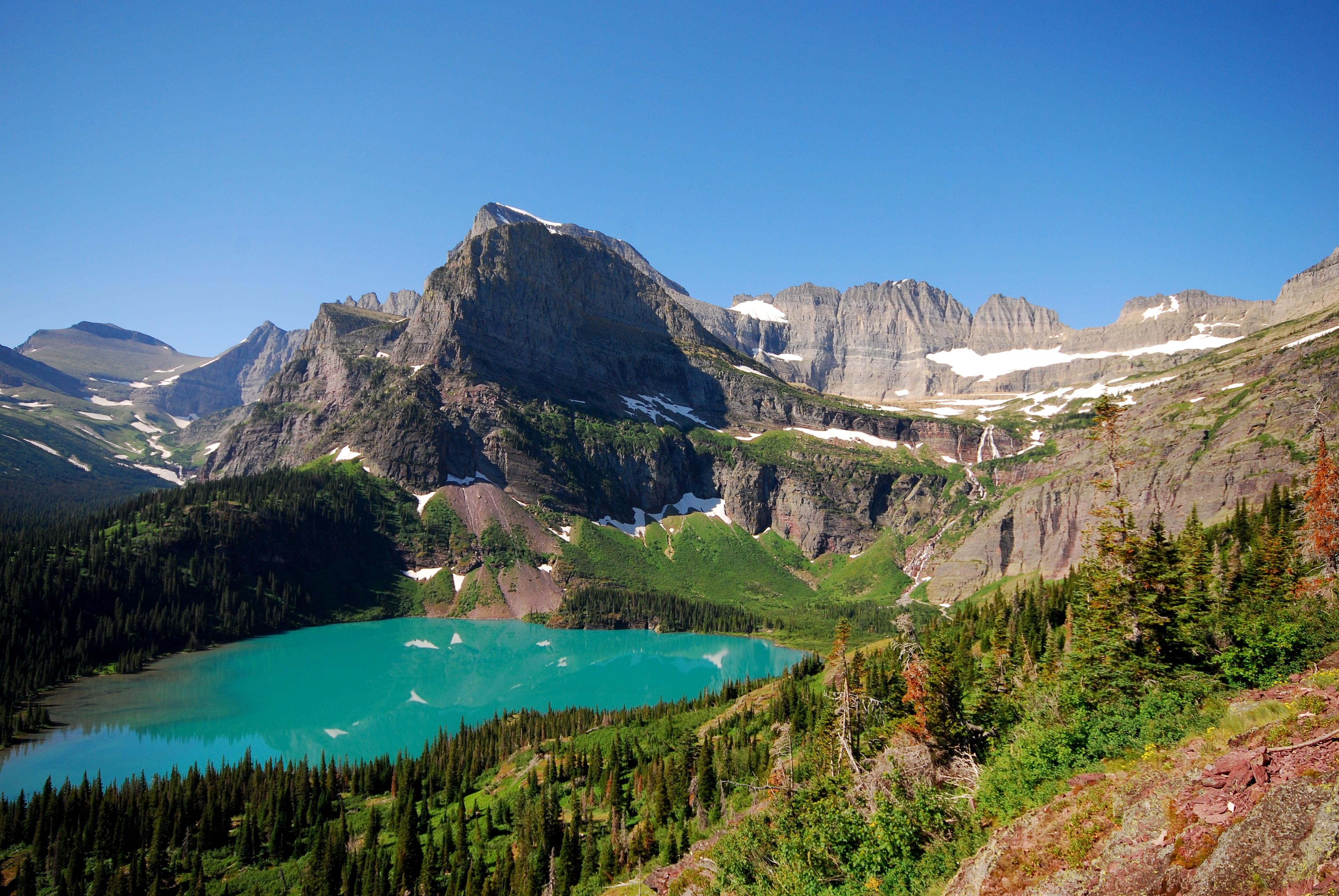 Peisaje de vis într-unul dintre cele mai frumoase parcuri naturale din America