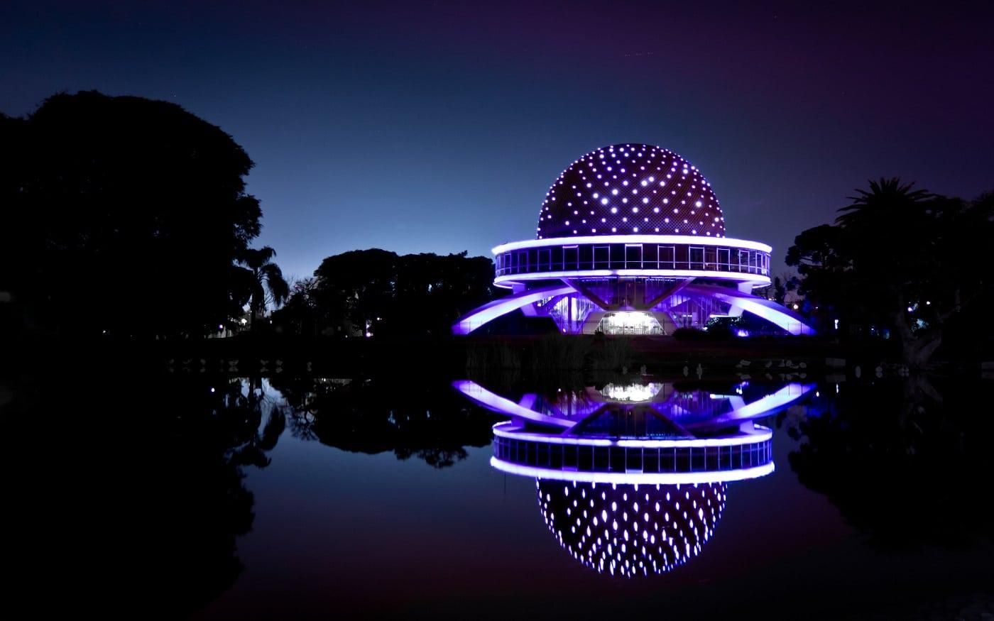 Planetariul Galileo Galilei, Buenos Aires