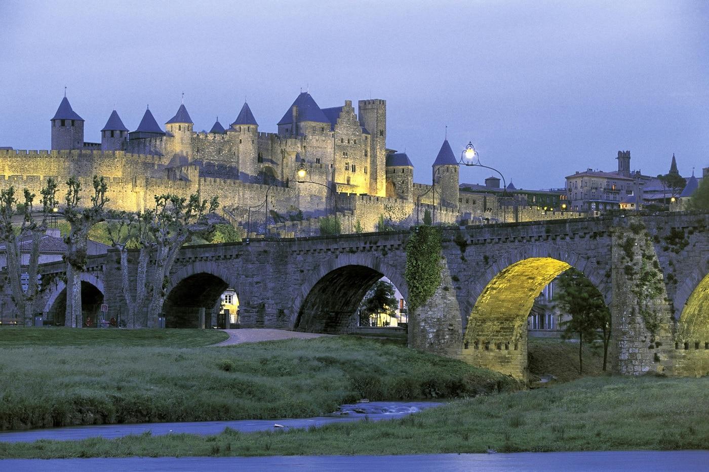 Castelul din Carcassonne