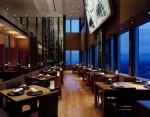 Restauranul japonez Kozue, Tokyo