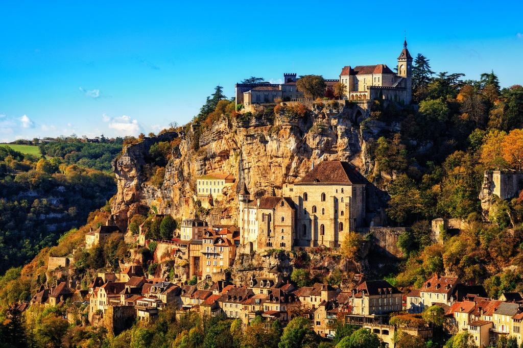 Rocamadour, Franța