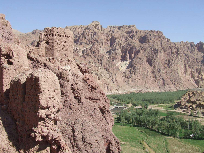 Lacurile din preajma Bamiyan