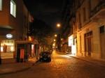 San Telmo, noaptea
