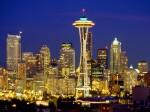 Seattle noaptea