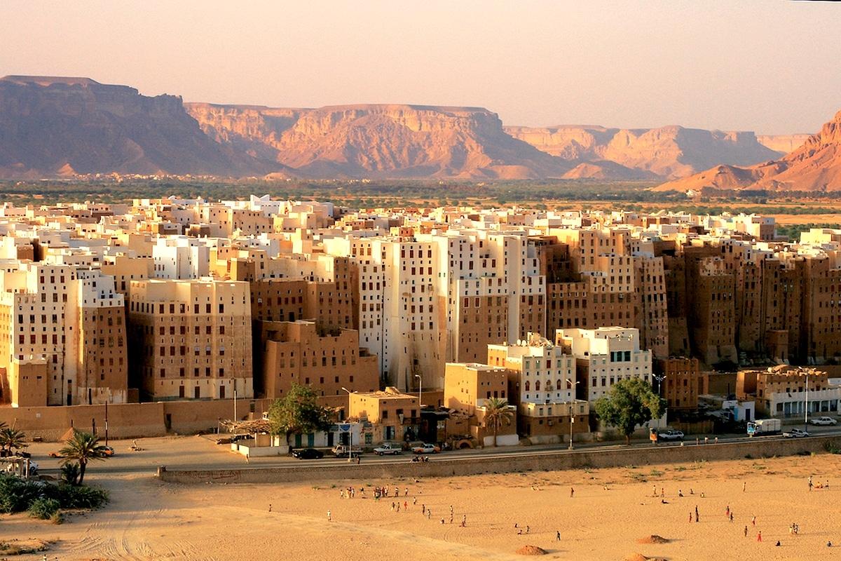 Shibam, orașul din deșert