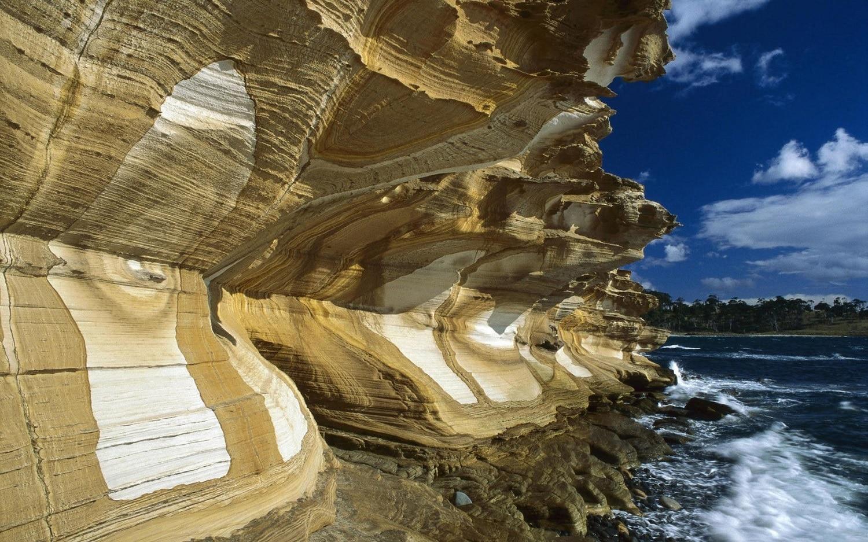 Frumuseţea naturală a Tasmaniei este neatinsă de mâna omului