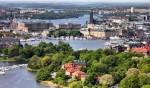 Insulele oraşului Stockholm, conectate între ele