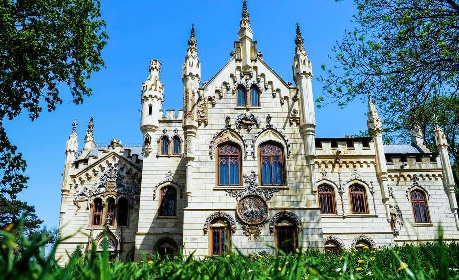 Castelul Sturdza de la Miclăușeni