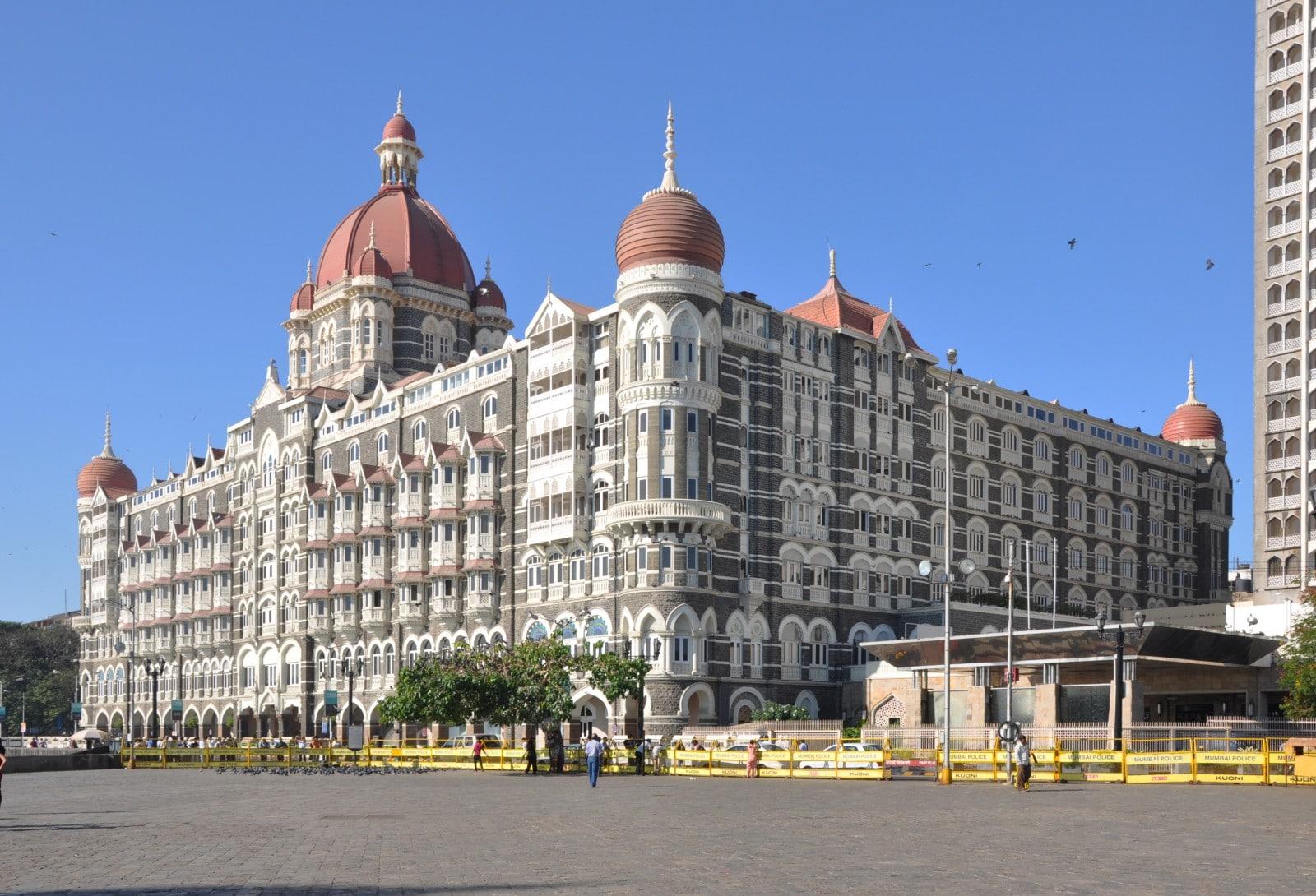 Taj Mahal Palace, un simbol al orașului Mumbai