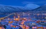Tromso, un oraş al căsuţelor din lemn