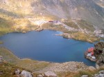 Lacul glaciar Bâlea Lac