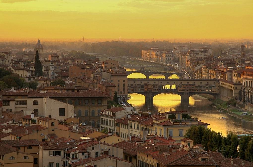 Galeriile Uffizi, cel mai cunoscut muzeu din Florența