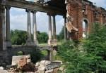 Ruinele Palatului Micului Trianon