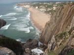 Plaja Grande din orașul Sintra