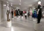 Exponate din muzeul dedicat modei din Antwerp