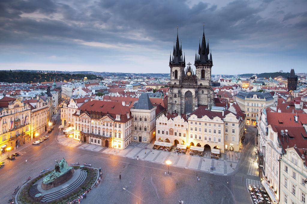Praga - Unul dintre cele mai fruoase orașe europene